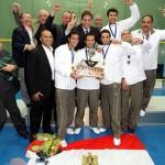 Egypten - Holdverdensmestre 2009