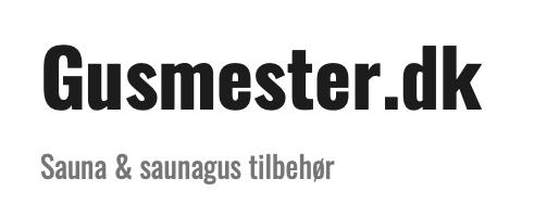 Gusmester.dk
